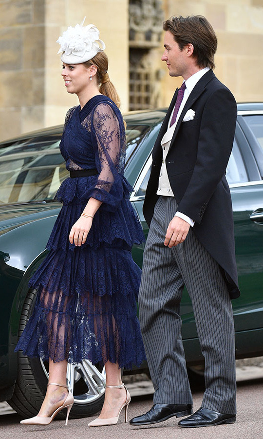 <h2>Lady Gabriella Windsor and Thomas Kingston, 2019</h2>