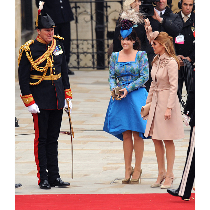 <h2>Prince William and Duchess Kate, 2011</h2>