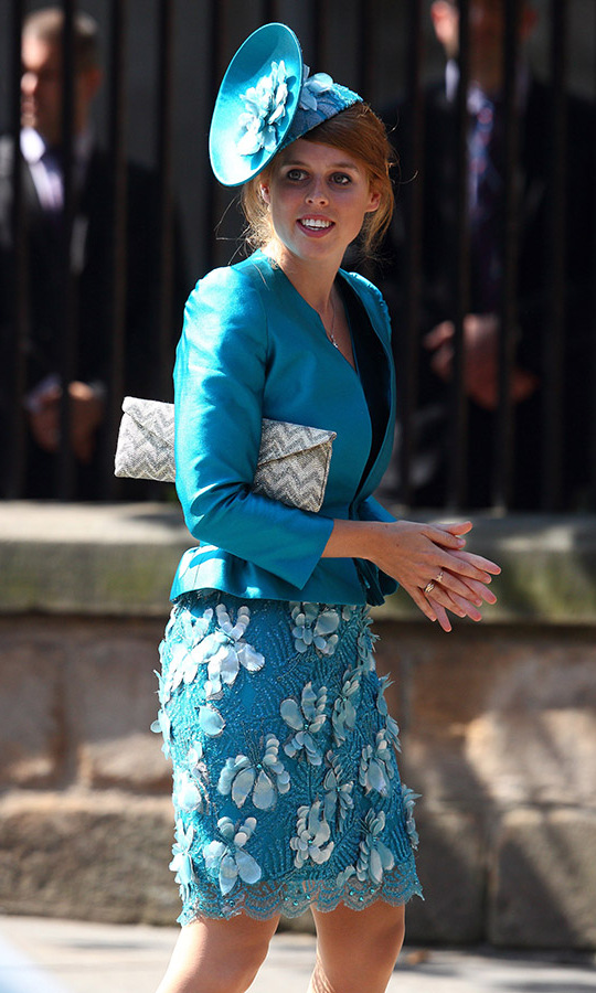<h2>Zara Phillips and Mike Tindall, 2011</h2>