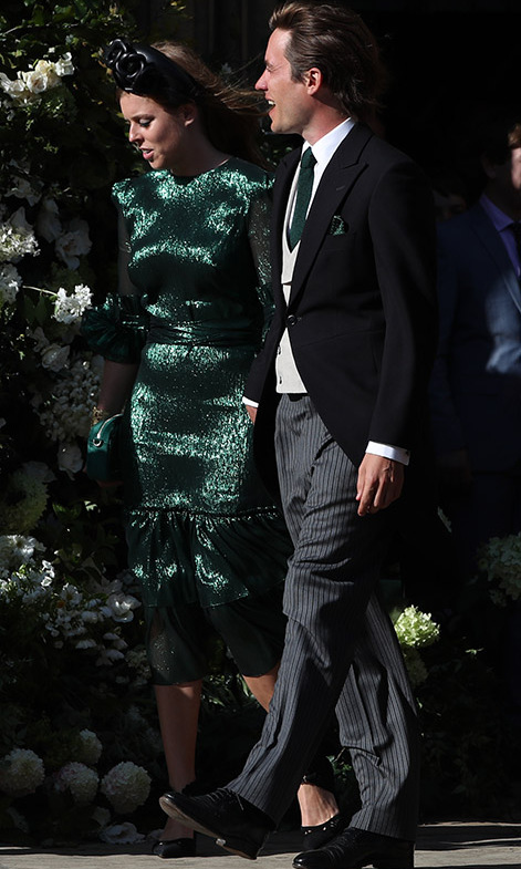 <h2>Ellie Goulding and Caspar Jopling, 2019</h2>