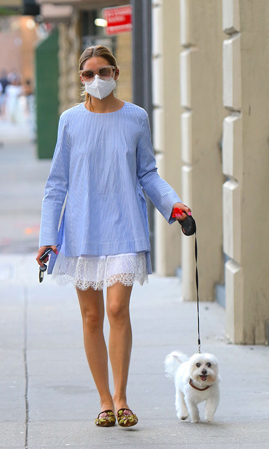 <h2>Olivia Palermo</h2> 