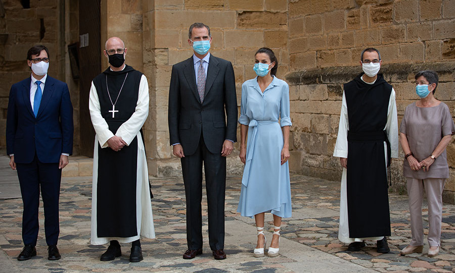 <h2>King Felipe and Queen Letizia</h2>