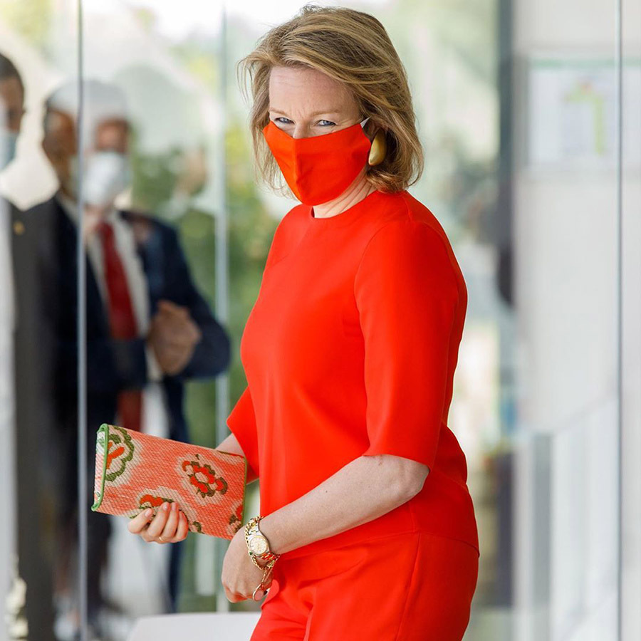 <h2>Queen Mathilde</h2>