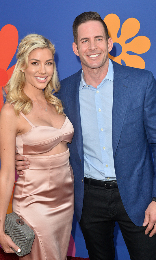 <h2>Tarek El Moussa and Heather Rae Young</h2>