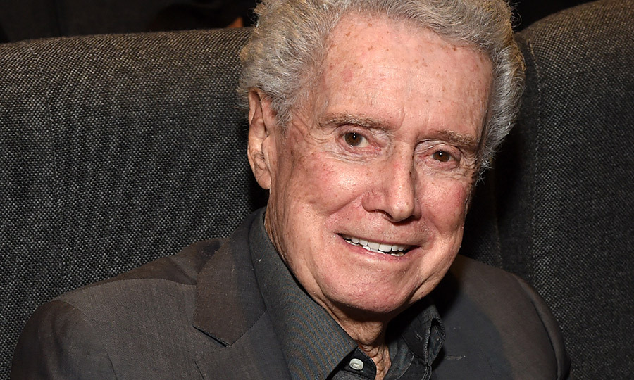 <h2>Regis Philbin</h2>