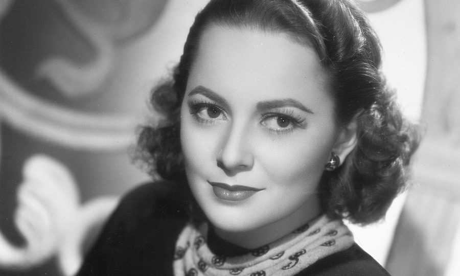 <h2>Olivia de Havilland</h2>