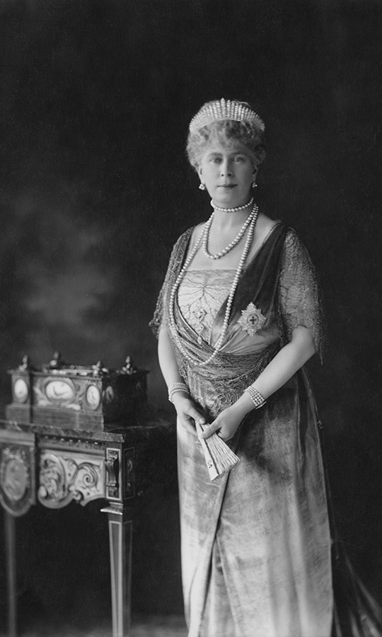 <h2>Mary of Teck</h2>