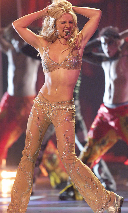 <h2>Britney Spears</h2>