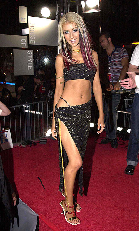 <h2>Christina Aguilera</h2>