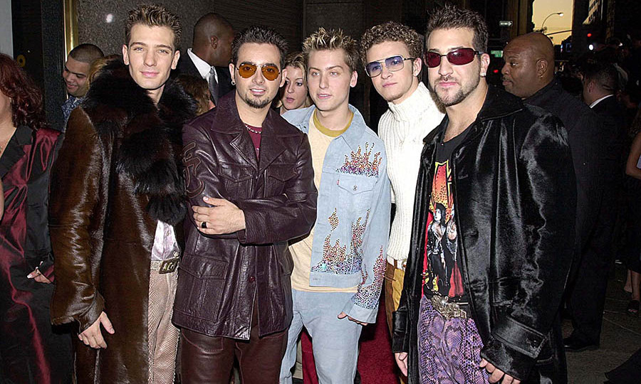 <h2>NSYNC</h2>