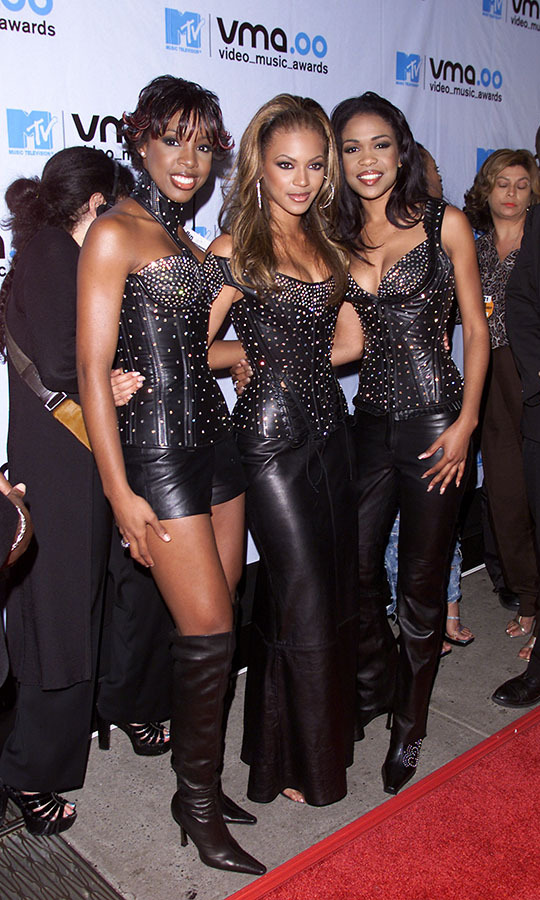 <h2>Destiny's Child</h2>