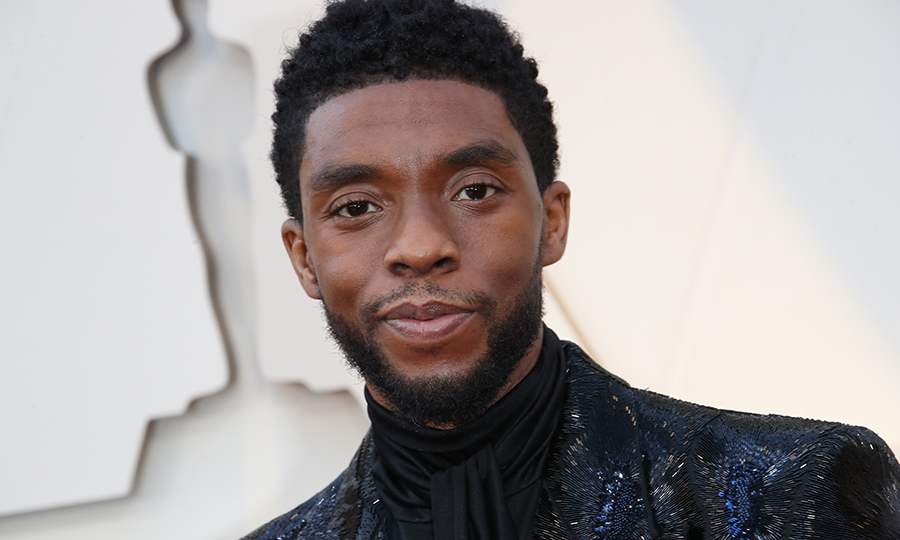 <h2>Chadwick Boseman</h2>