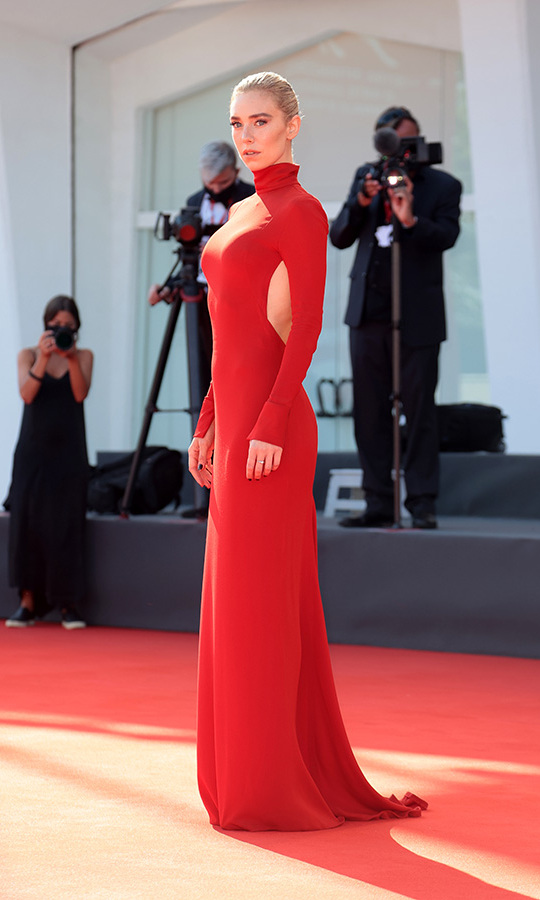 <h2>Vanessa Kirby, Day Four</h2>