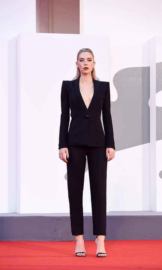 <h2>Vanessa Kirby, Day Five</h2>