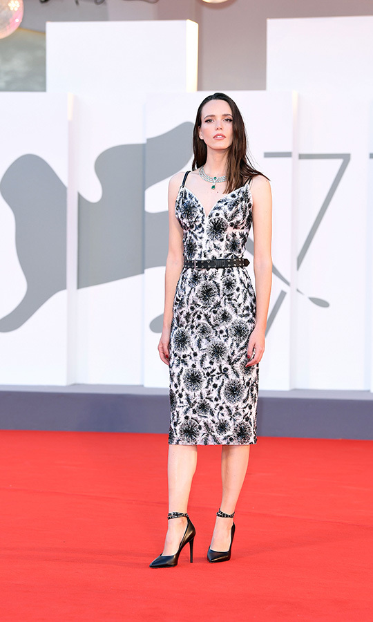 <h2>Stacy Martin, Day Two</h2>