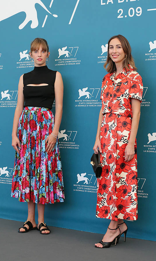<h2>Maya Hawke and Gia Coppola, Day Four</h2>