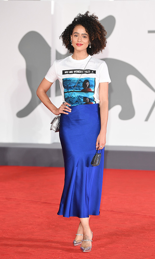 <h2>Nathalie Emmanuel, Day Six</h2>