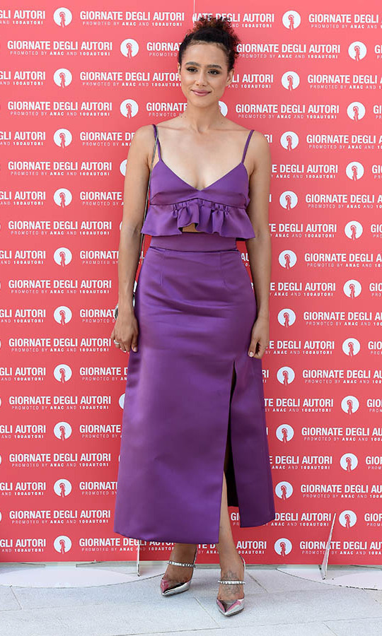 <h2>Nathalie Emmanuel, Day Five</h2>