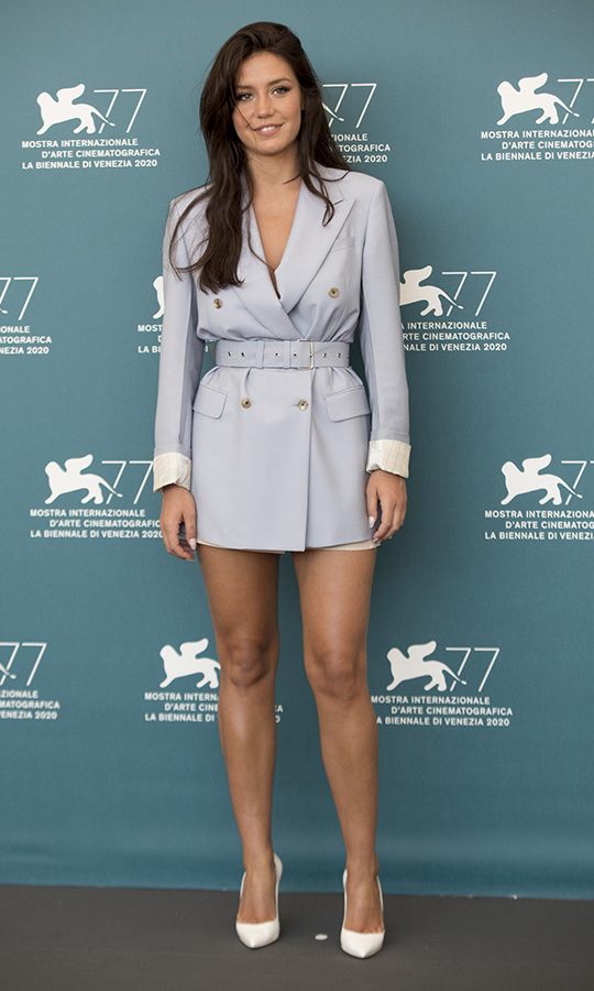 <h2>Adèle Exarchopoulos, Day Four</h2>