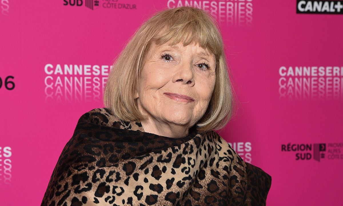 <h2>Dame Diana Rigg</h2>