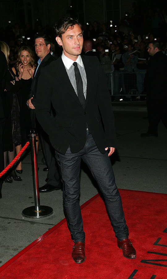 <h2>Jude Law, 2006</h2>