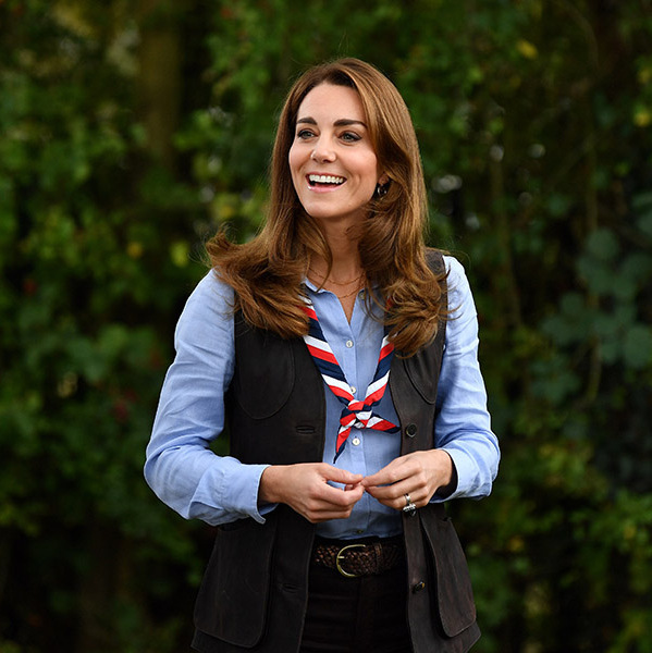 How Kate Middleton has been supporting independent designers during the COVID-19 pandemic