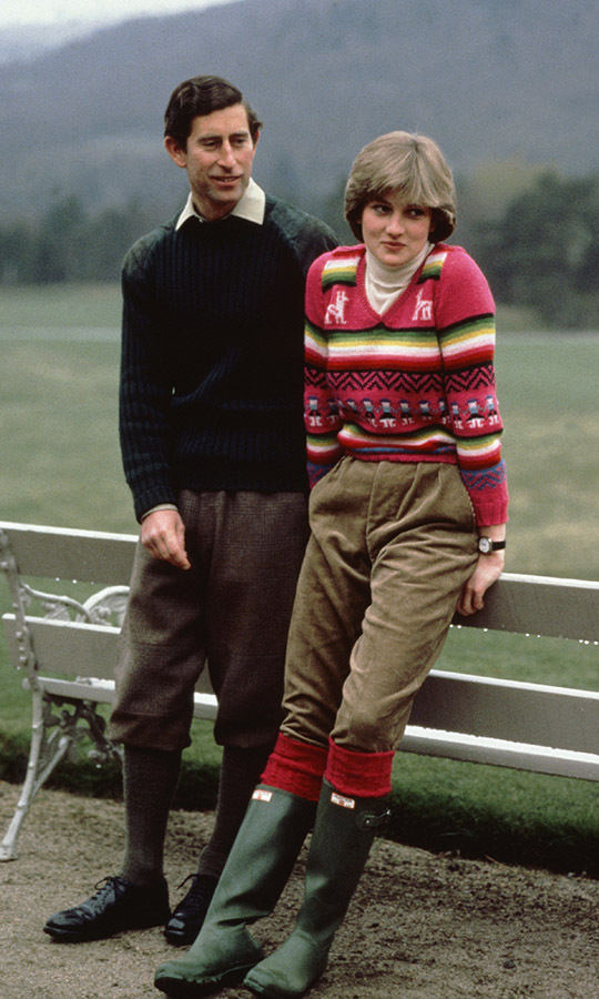 <h2>Diana and Charles photocall, 1981</h2>