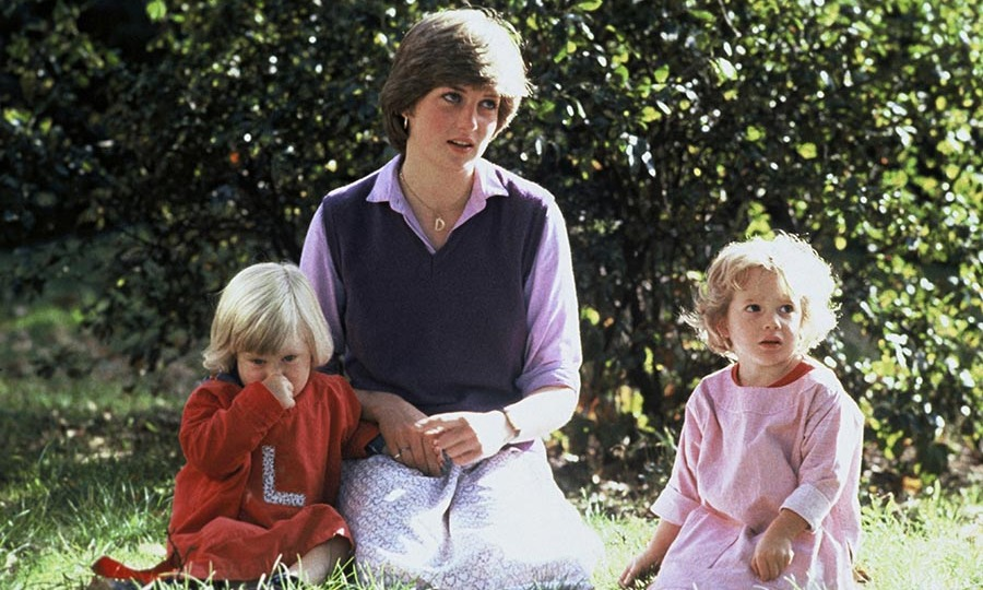 <h2>Diana as a kindergarten teacher, 1980</h2>