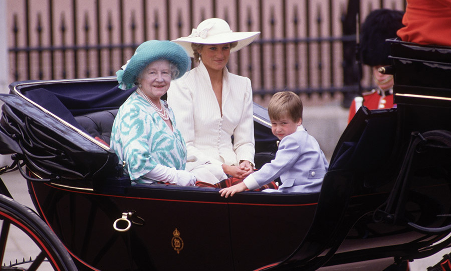 <h2>Trooping the Colour, 1987</h2>