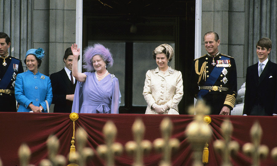 <h2>The Queen Mother's 80th Birthday, 1980</h2>