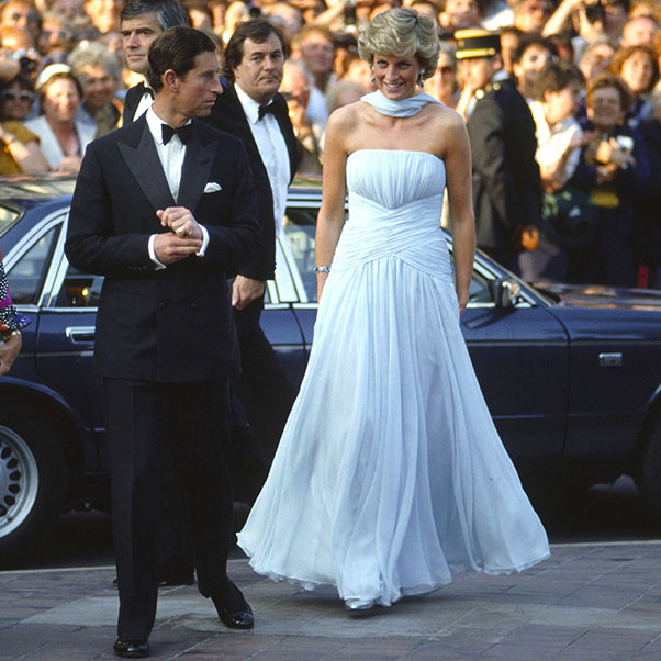 <h2>Princess Diana and Prince Charles at Cannes, 1987</h2>