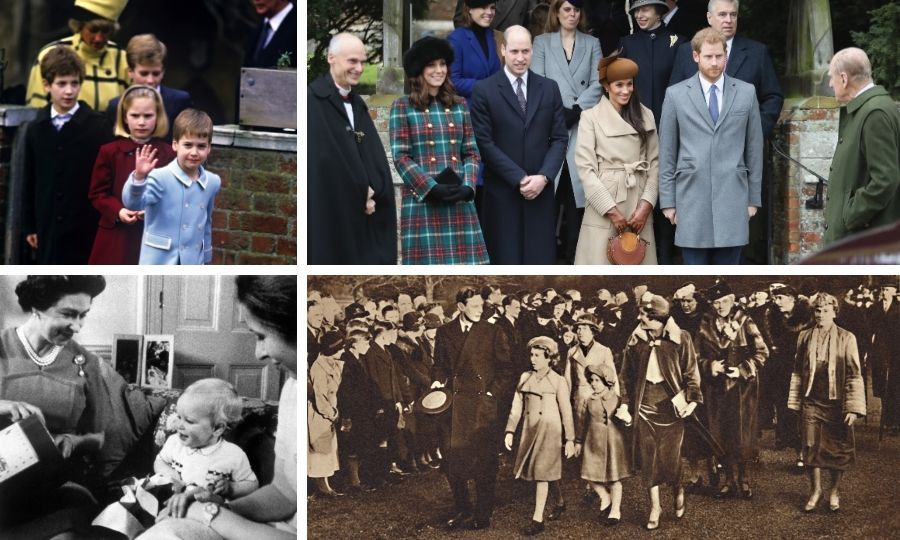 We won't see the <a href=/tags/0/british-royals><strong>Royal Family</a></strong> out at Sandringham this year. The <strong><a href=/tags/0/covid-19>COVID-19</a></strong> pandemic means their annual gathering isn't possible in 2020, so they'll be spending the holidays separately at their various homes throughout the United Kingdom.