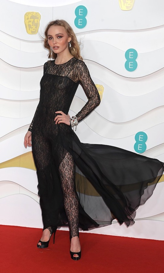 <h2>Lily-Rose Depp</h2>
