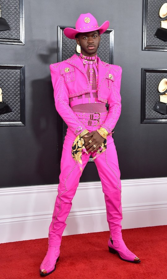 <h2>Lil Nas X</h2>
