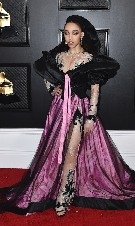 <h2>FKA Twigs</h2>