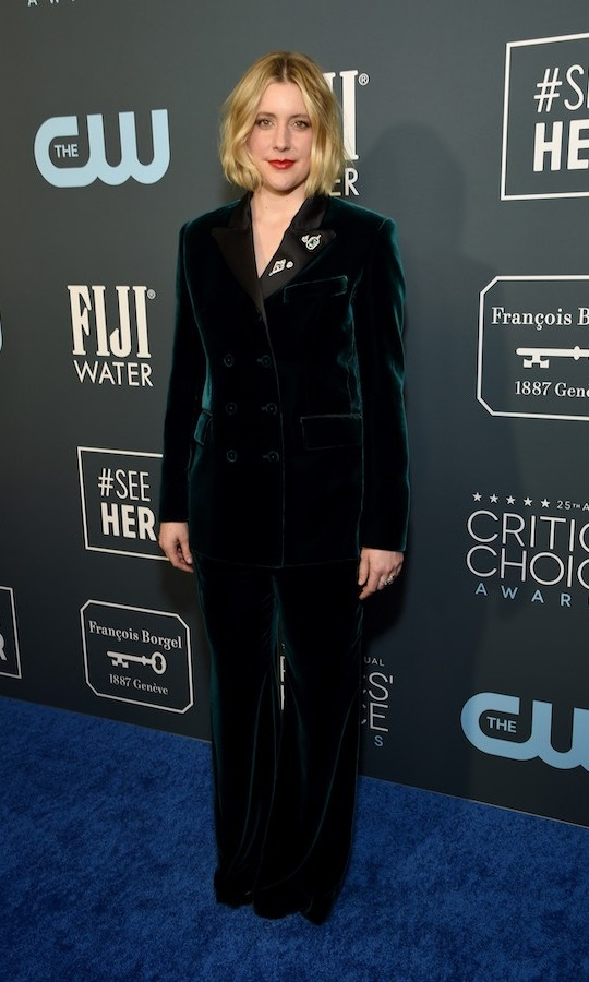 <h2>Greta Gerwig</h2>
