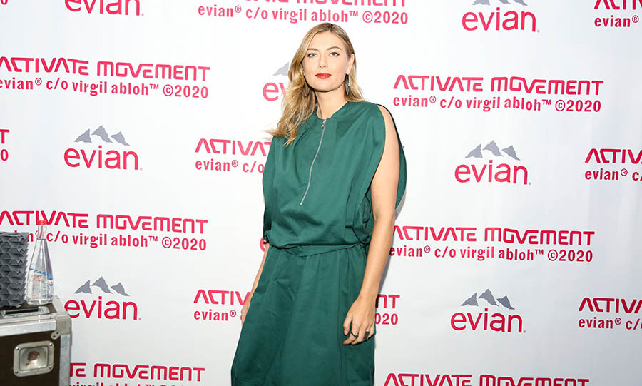 <h2>Maria Sharapova</h2>