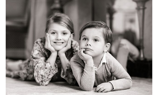 <h2>Princess Estelle and Prince Oscar</h2>