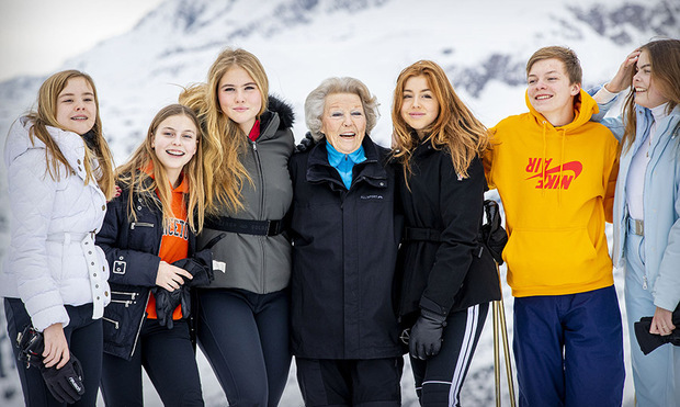 <h2>Dutch royals</h2>