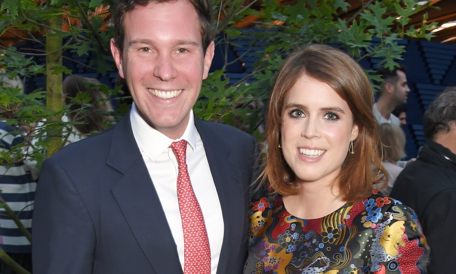 <h2>No. 10 (tie): Princess Eugenie's pregnancy announcement</h2>