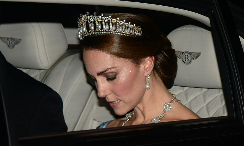 <h2>State Banquet, 2018</h2>