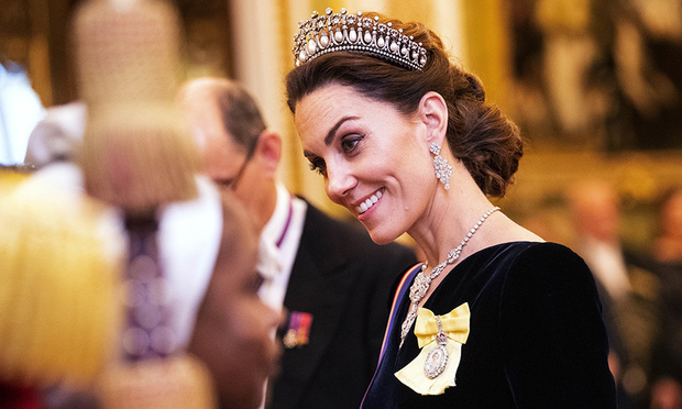 <h2>Diplomatic Corps Reception, 2019</h2>