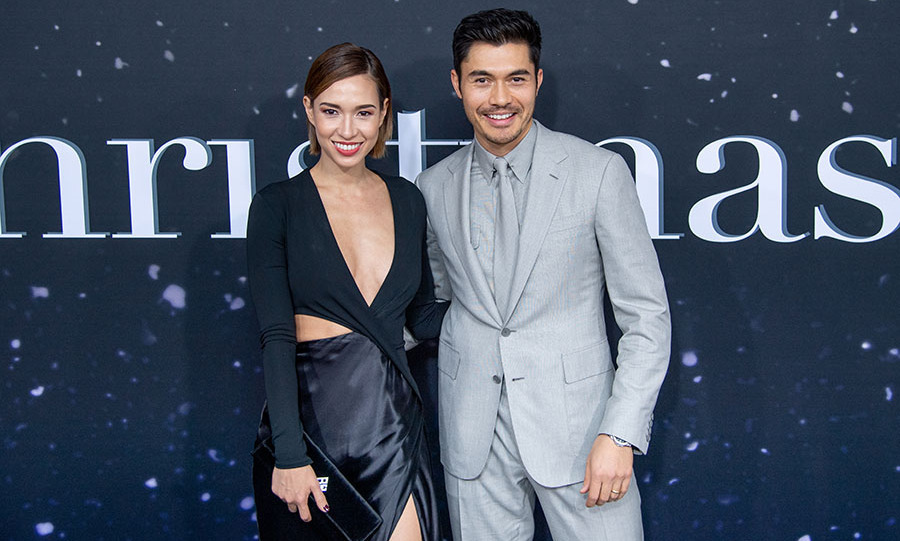 <h2>Henry Golding and Liv Lo Golding</h2>