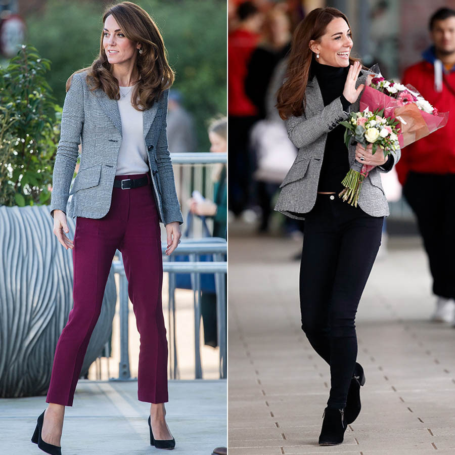 Duchess Kate looked chic at a <a href=/tags/0/shout><strong>Shout</strong></a> mental health event on Nov. 12, 2019.