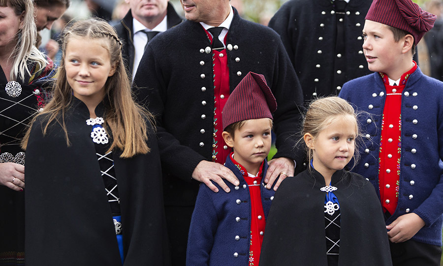The <a href=/tags/0/danish-royals><strong>Danish royals</strong></a> visited the Faroe Islands in August 2018. 