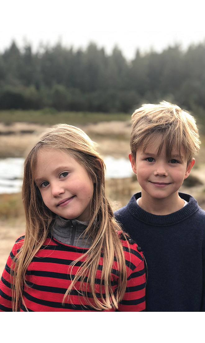 In January 2019, the Danish royal house shared another beautiful portrait of the twins to mark their 8th birthday on Jan. 8.
