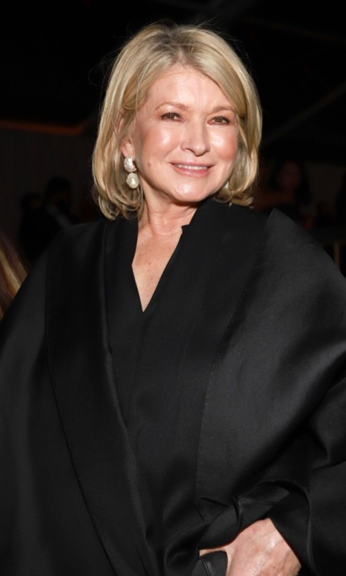 <h2>Martha Stewart</h2>