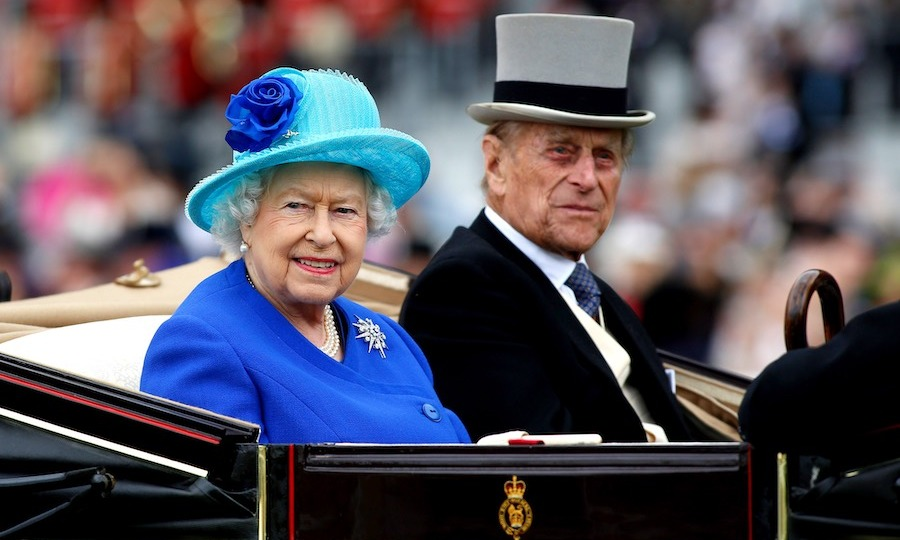 <h2>The Queen and Prince Philip</h2>