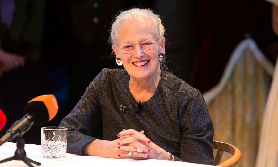 <h2>Queen Margrethe of Denmark</h2>