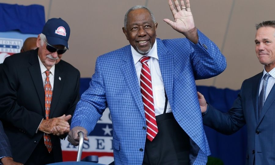 <h2>Hank Aaron</h2>